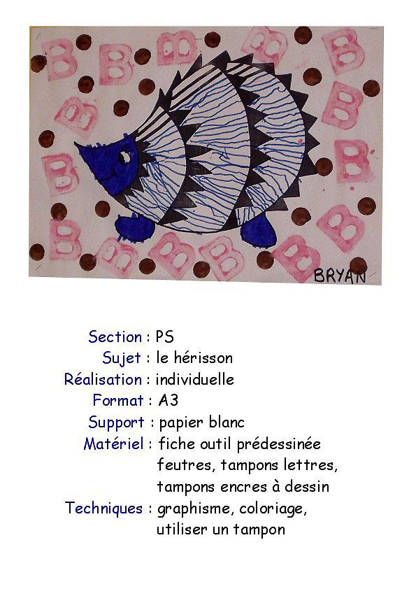 Les arts visuels chez pascale ps herisson2