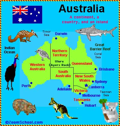 Relativ l'australie IS51