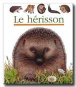 """""""Le hérisson""""-Pierre de Hugo-édition Gallimard Jeunesse"""