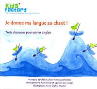 initiation à l'anglais par la musique pour les enfants de 3 à 6 ans