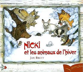 Nicki Et Les Animaux De L Hiver